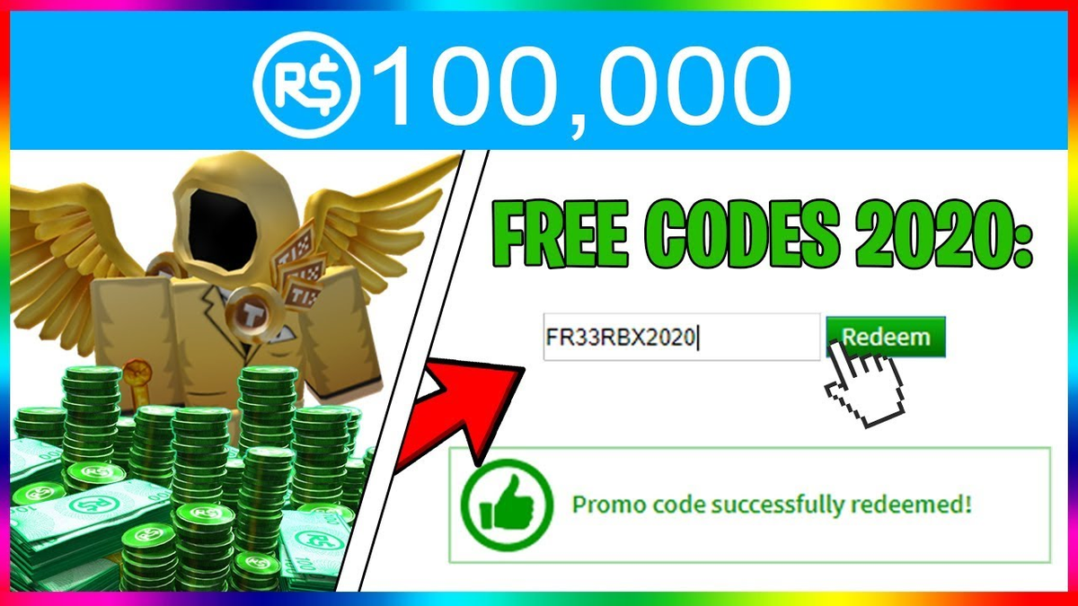 Roblox Codes Free 2018