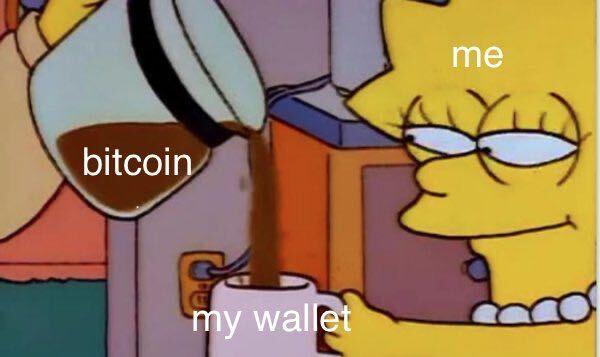 good morning (Reddit Bitcoin)  #Crypto #bitcoin #cryptocurrencies