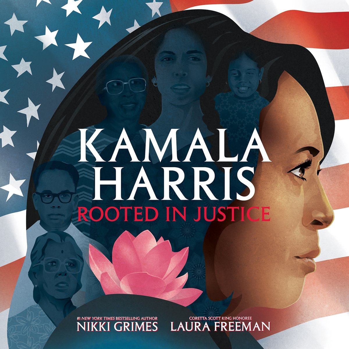 My Kamala Harris book isn't even out yet, but I'm already getting political blow-back from people who don't like her. NOTE: The picture book audience is too young to vote, folks. Chill.  No need to treat a picture book biography as if it's a political treatise. Seriously. https://t.co/yUQPx1ZkxT