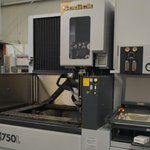 Image for the Tweet beginning: Sodick AQ750L wire EDM  2014,