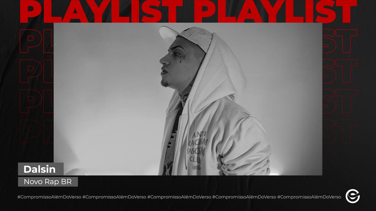 """A nova música  """"Impermeável"""", do mestre @Dalsiin_, já está disponível em todas as plataformas digitais. 💥🚀 O single é um trap agressivo, relatando a hipocrisia no cenário musical e a incessante busca por dinheiro.  Escute agora na playlist #NovoRapBR: https://t.co/zl4CKG0Q1g https://t.co/EPjhYxUR68"""