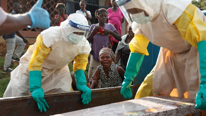 #Ebola spreading in western #Congo with 48 confirmed cases: #WHO  https://t.co/OmwhBCoSGE  #sakal #sakalmedia #sakalnews #news #viral #viralnews #trending #breaking #world #worldhealth #whoteam #whodirector #ebolarisk #wave #congoinfections #congoebola https://t.co/2PdtCeaU7N