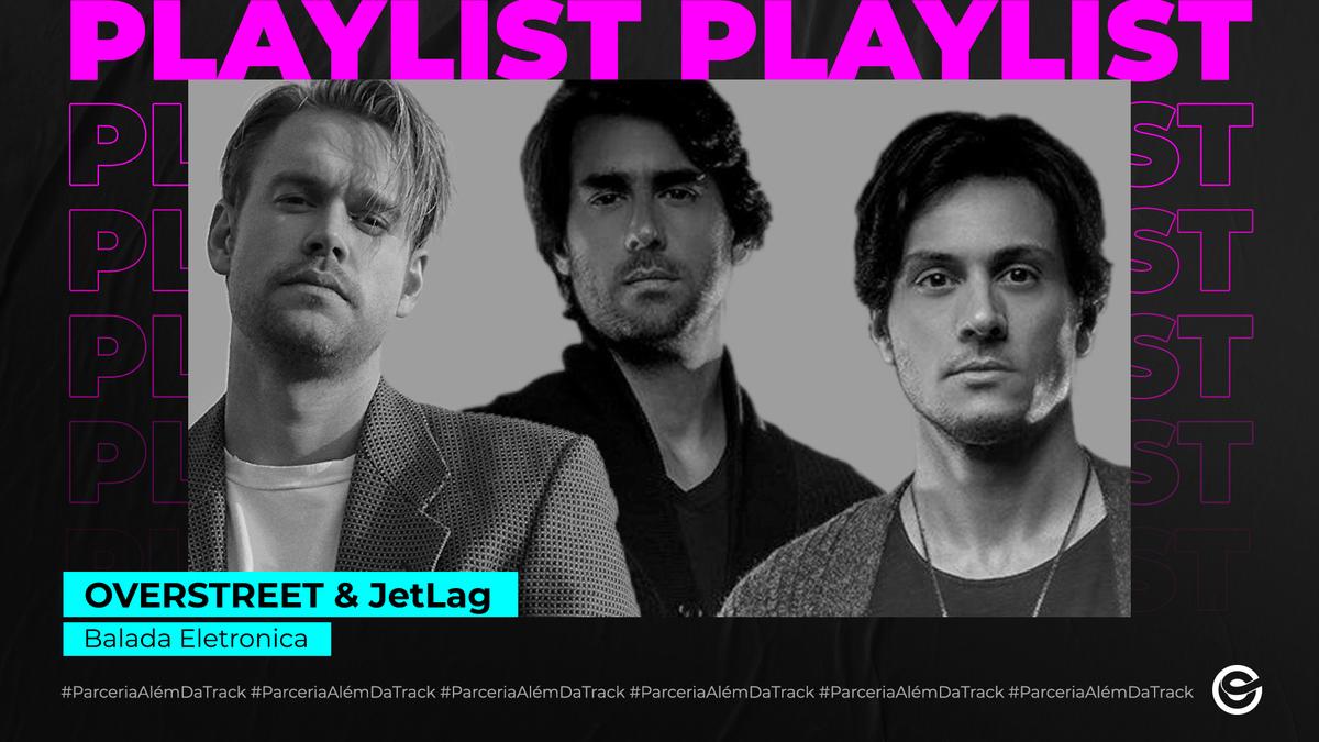 """O novo remix do duo #jetlagmusic, para a faixa """"Summertime"""", hit do artista e compositor @chordoverstreet,  já está disponível em todas as plataformas digitais. 👏🎶🔥 A música está quebrando tudo na playlist #BaladaEletronica.  Escute agora: https://t.co/HbepDpUtkJ https://t.co/42fqFFBLs7"""