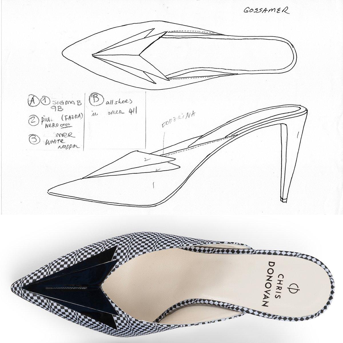 From sketch to shoe. Coming Soon at http://ChrisDonovanFootwear.com  #heels #flight #fashionista #shoesaddict #Shoespic.twitter.com/VW09i5nQVh