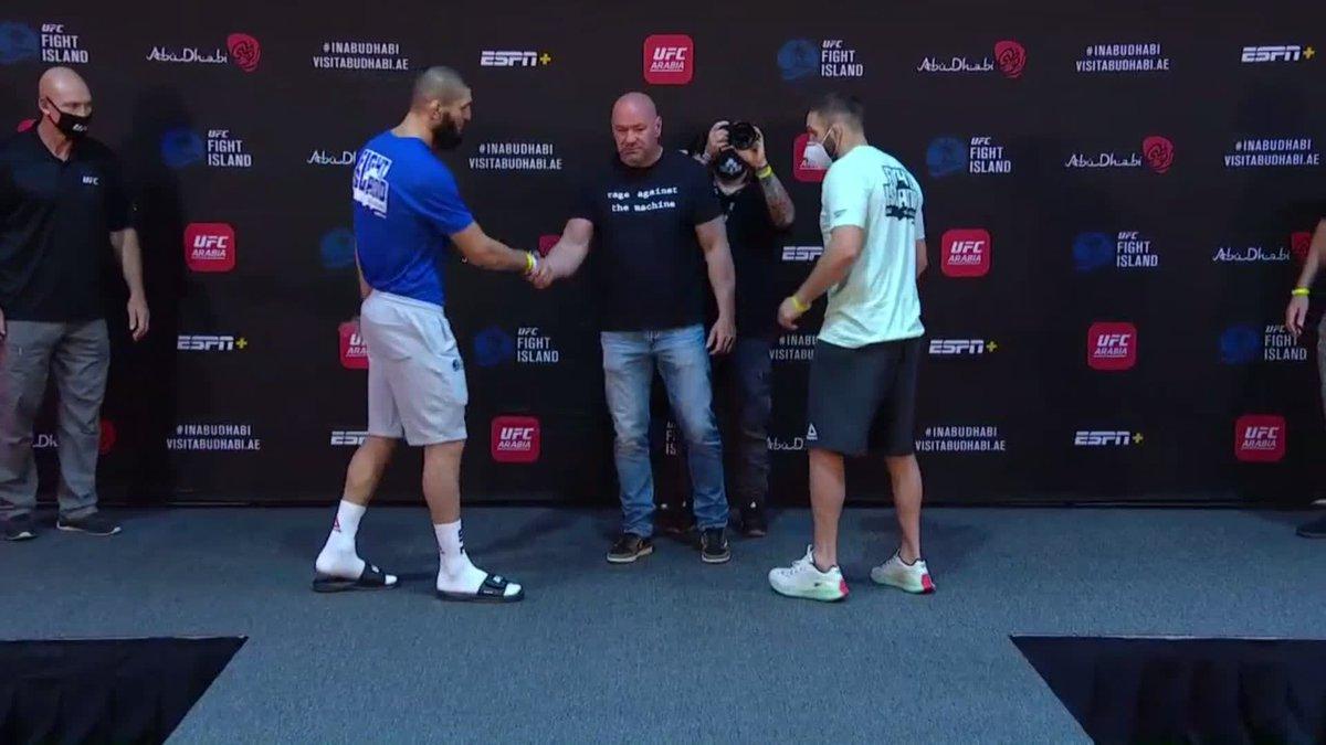 La preliminar principal de #UFCFightIsland1 será entre John Phillipsy Khamzat Chimaev https://t.co/I4xr7dCETM