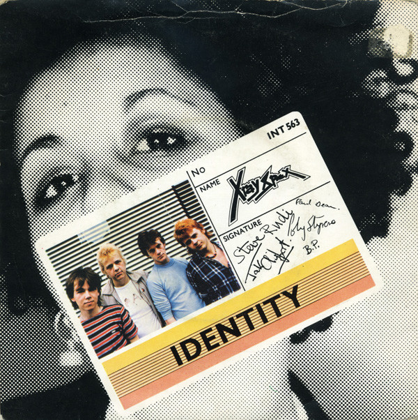 When you look in the mirror Do you see yourself Do you see yourself On the t.v. screen Do you see yourself In the magazine When you see yourself Does it make you scream...?  Released on this day in 1978 'IDENTITY' by #XraySpex https://t.co/Q40uxVFdGW