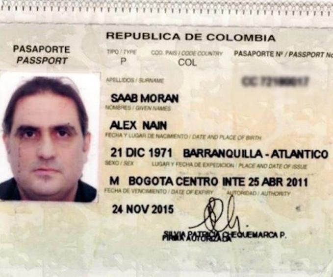 #14Jul Gobierno de Cabo Verde autoriza la extradición de Álex Saab a EEUU https://bit.ly/2DHkew5pic.twitter.com/XYgknn6wsW