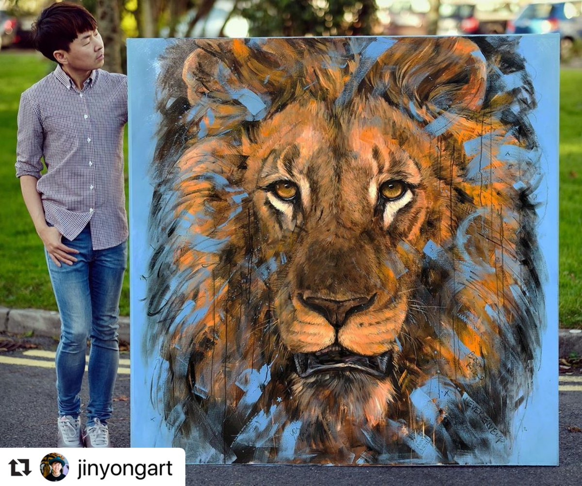 Shoutout to Jin Yong from @jinyongart. I first met him at an event we held in Galway for #thesnapys way back in 2016. Love his art, check it out!  #shoutout #selfmakers https://t.co/mf4L05rFa5
