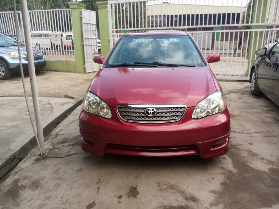 Because We know you deserve the best deals...  Foreign used!✔️  #Toyota   #corolla  📅2005  Buy and  drive ✔️  Valid customs duty✔️  📍Lagos               💰1.850m  For inspection: 📞09071887708   or send a DM♥️  #jodiautos  #lockdown #facemask #Adeboye https://t.co/cIkT9MkI3s
