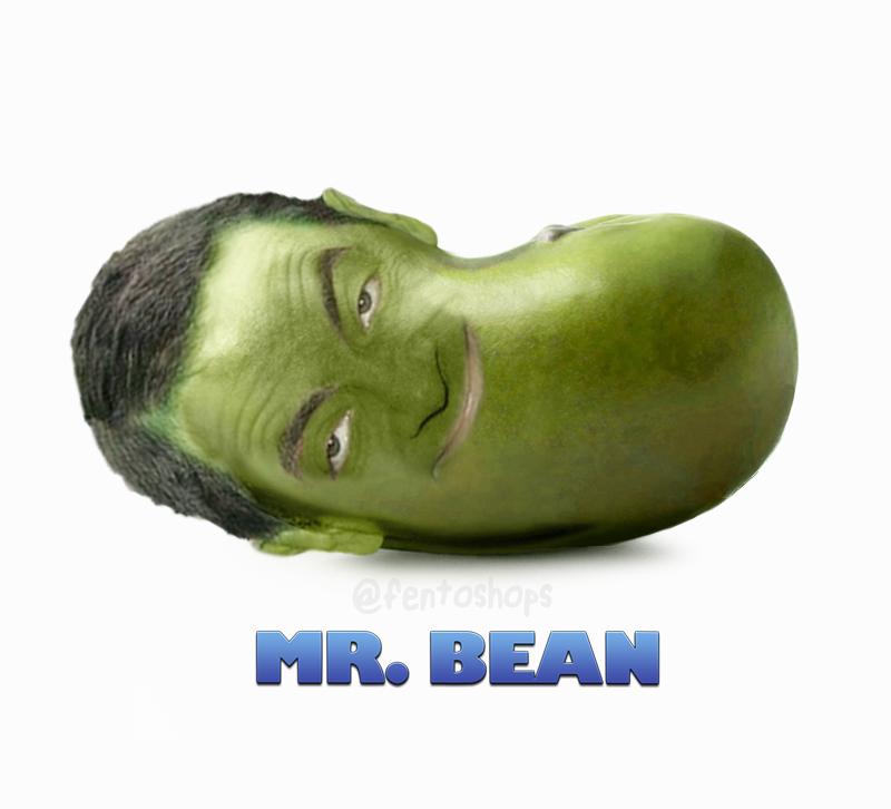 Mr. Bean #mrbean #photoshopart pic.twitter.com/zXWeylEYyF