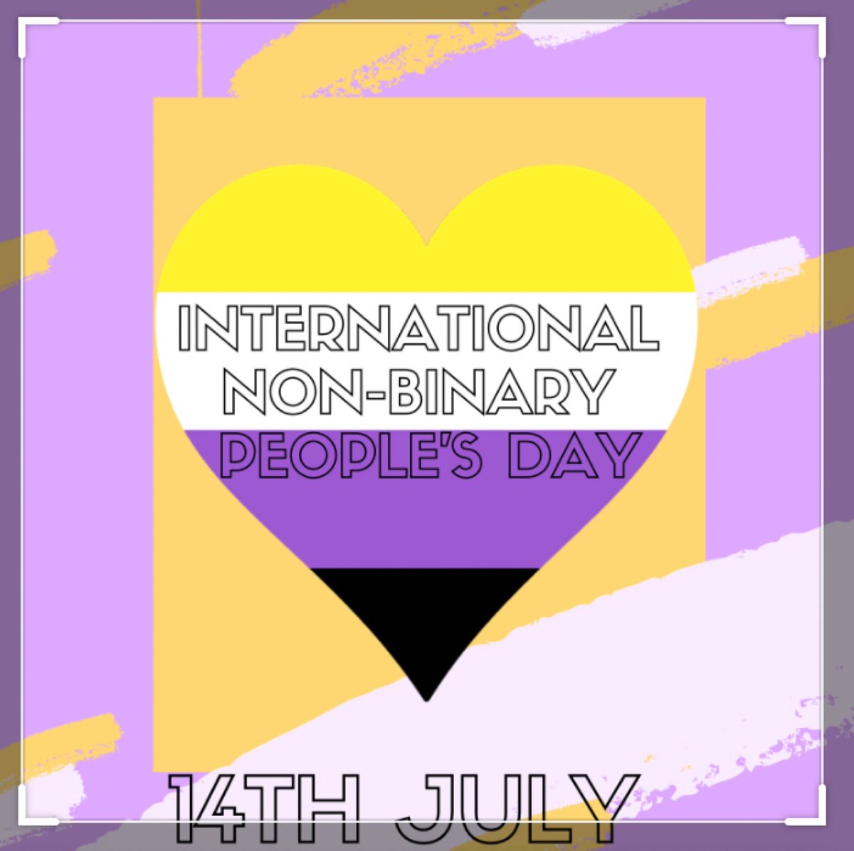 Happy International Non-binary People's Day! Here at GlosFire we're keen to show our support #Ally @GCC_LGBT @GlosCC