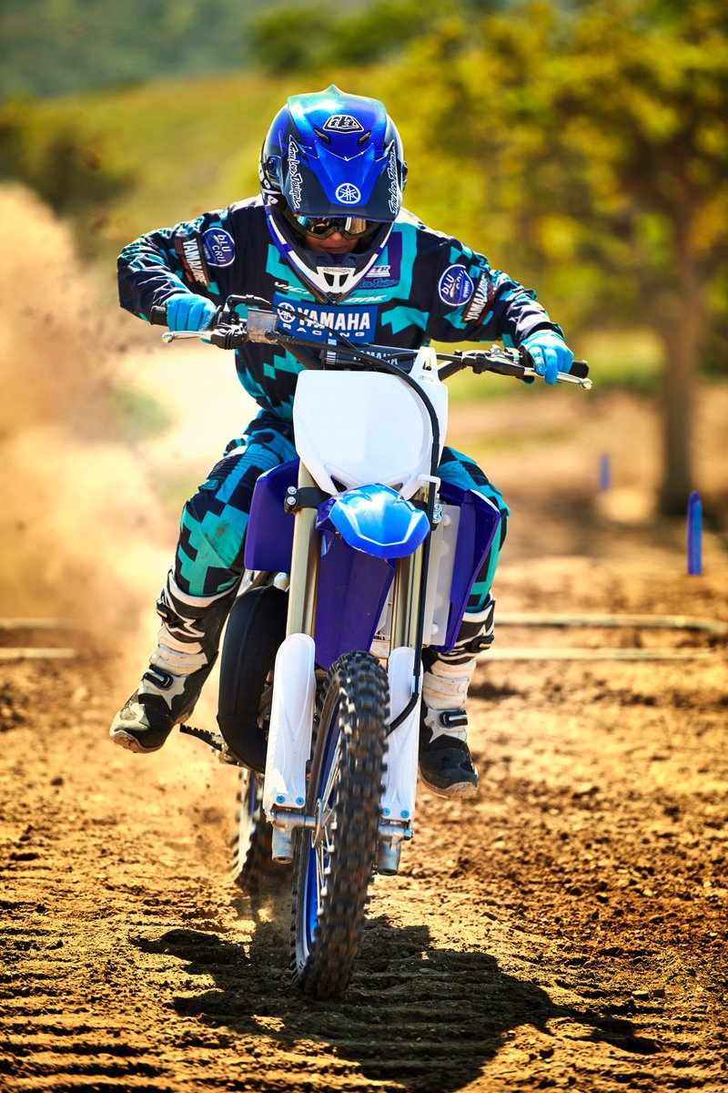 Enjoy #TwoStrokeTuesday with the 2020 Yamaha #YZ85! Earn victory after victory on the track aboard this lightweight, #DirtBike that boasts reliability & agility!#GetOutAndRide  http://bit.ly/RMS_YZ85  #RIVAmotorsports #Motorsport #Motocross #Yamaha #RevsYourHeart #BikeLifepic.twitter.com/W4LYlzq6H7