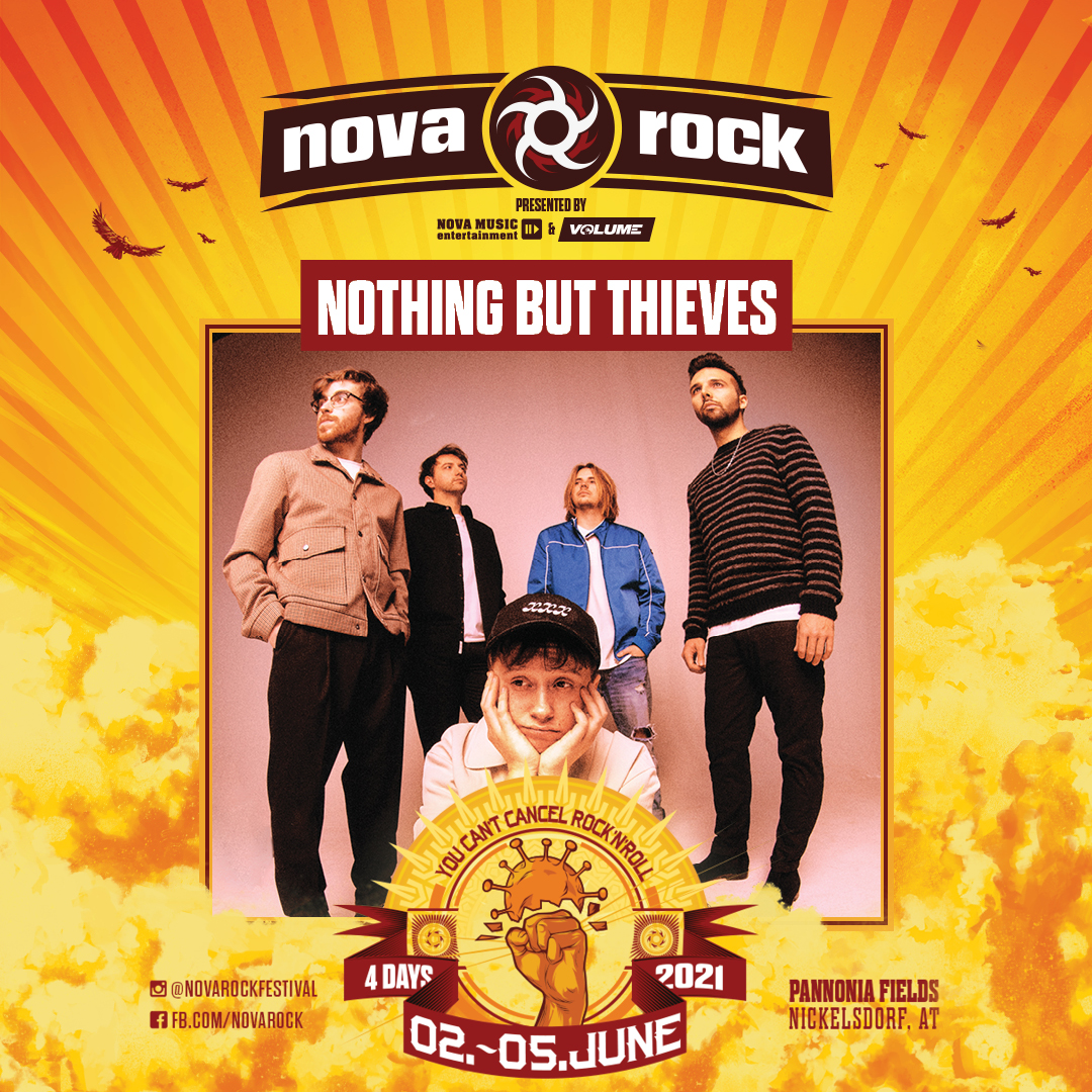 :: Buzzing to hit up Austria next year for Nova Rock. Shaping up to be quite a summer. :: https://t.co/zsNTylCtEA