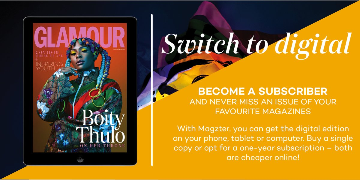 Subscribe to your favourite magazine digitally and never miss an issue. Download the newest issue on your smartphone, tablet or computer as soon as it drops, or save even more with a one-year subscription. Get the Magzter app now for more info >>> https://t.co/NTh27d8glG https://t.co/umqeWoPmbp