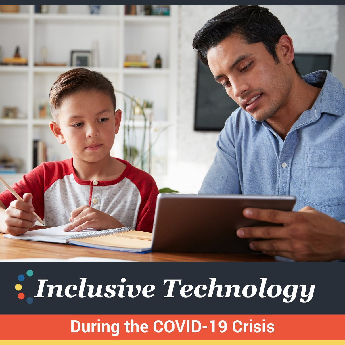 As planning for the next school year begins, leaders and educators can use this opportunity to make more strategic decisions about #edtech thats inclusive. Our new guide with 10 partners walks districts through the process. ncld.co/Intech