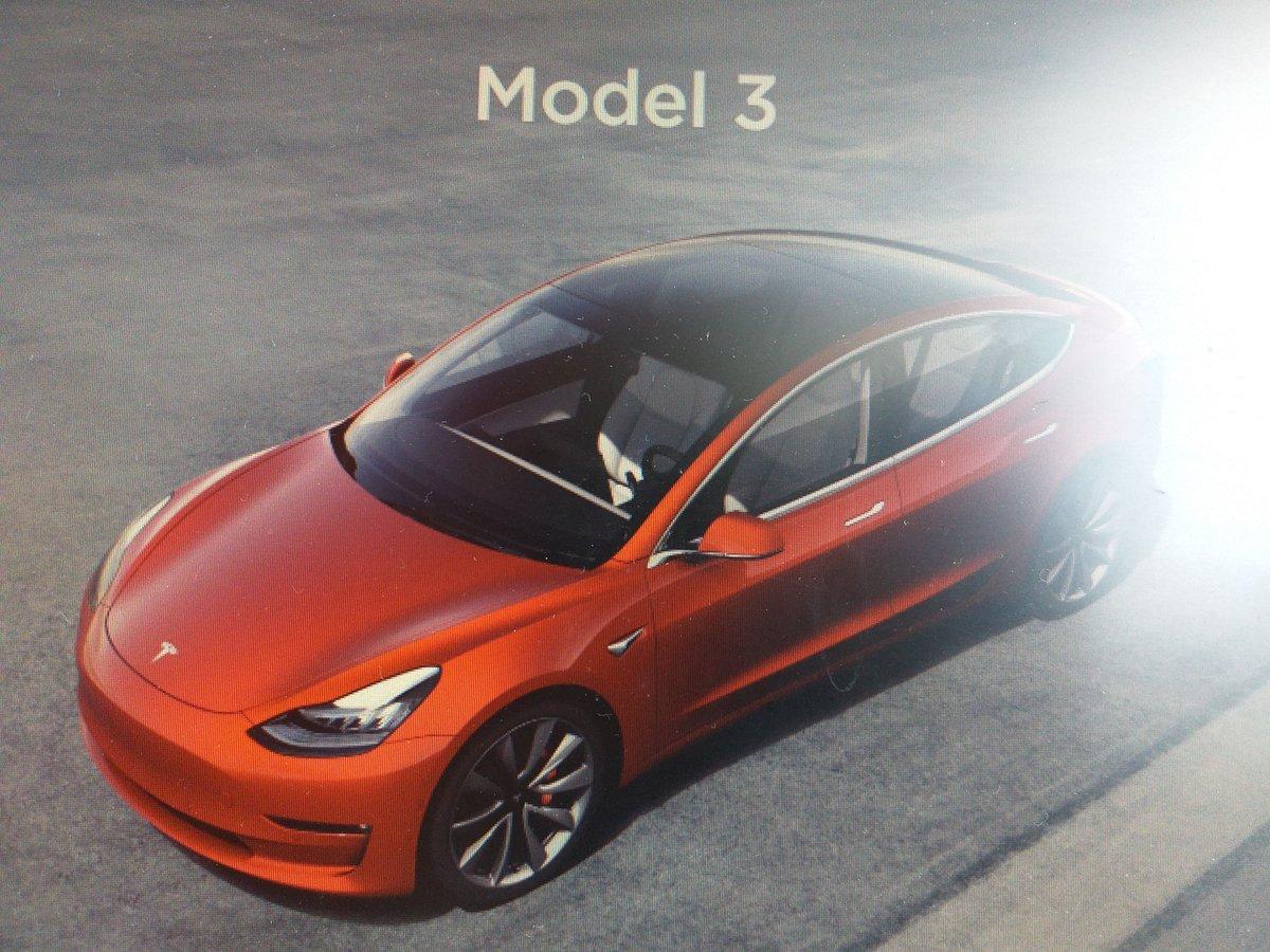 #Tesla