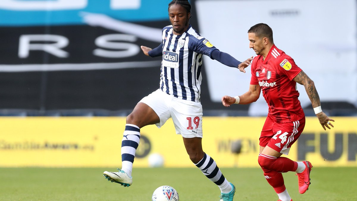 12' | Albion 0-0 Fulham. Chances at either end in a quick start to the contest. Knockaerts just curled narrowly wide for the away side after Diangana had a shot saved and Pereira saw one bravely blocked. Follow the game ➡️ wba.co.uk #WBAFUL