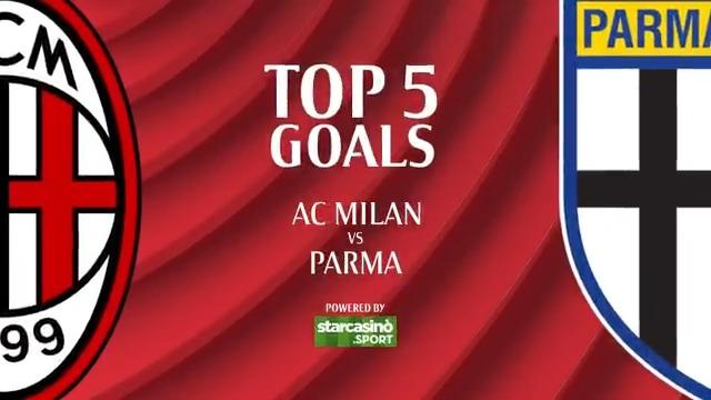 🎨 Il Maestro, il Divin codino e il Capitano   ⚽ 5 masterpieces against Parma at San Siro   ➡️ Vota il tuo preferito su https://t.co/UaPL7GVt6F   #StarCasinoSport   #IlNuovoModoDiVivereIlCalcio   #SempreMilan   #MilanParma https://t.co/WbZlluG64Q