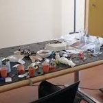 Image for the Tweet beginning: Palermo – Uffici Irsap vandalizzati