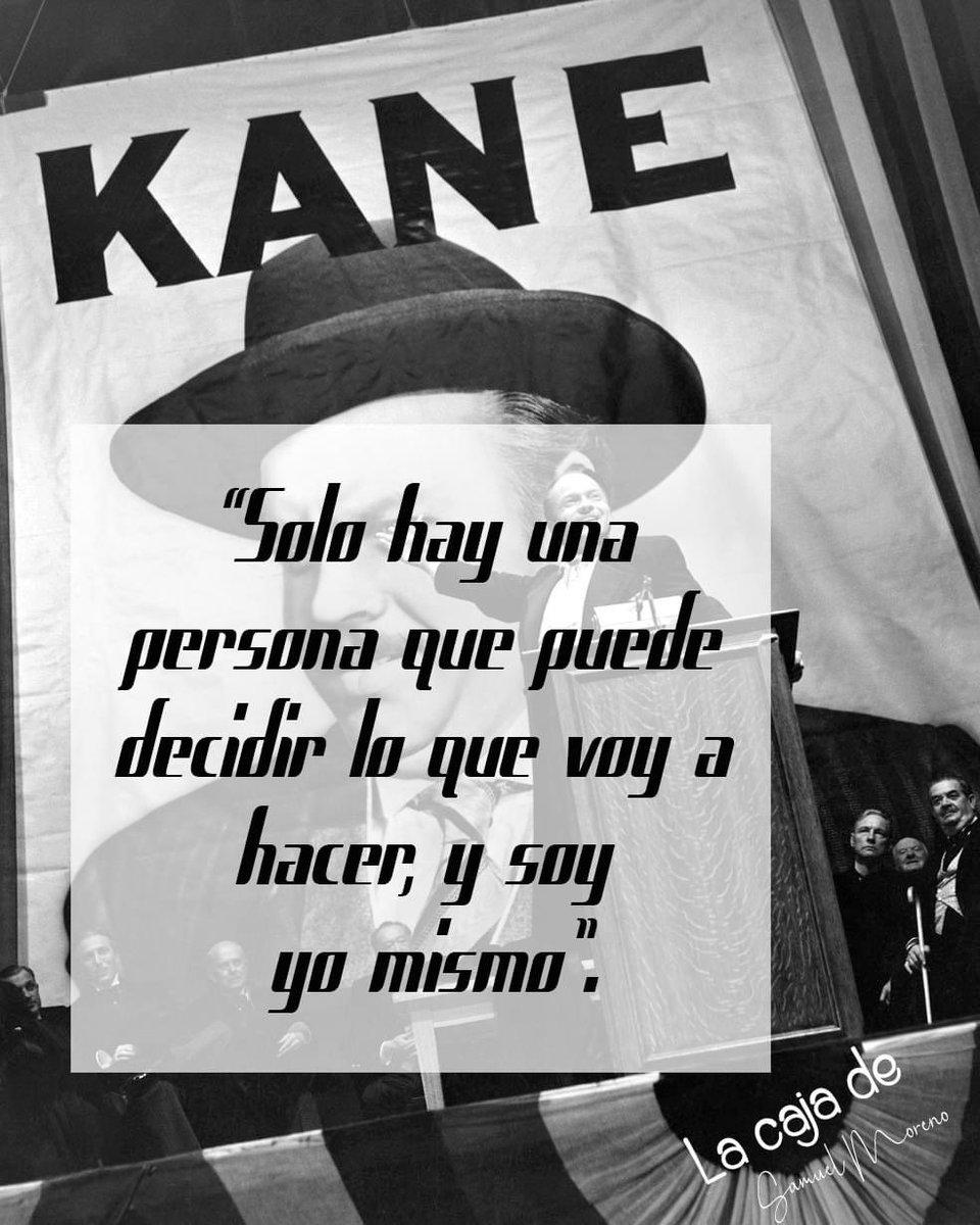 Frases de película #CiudadanoKane #Frases