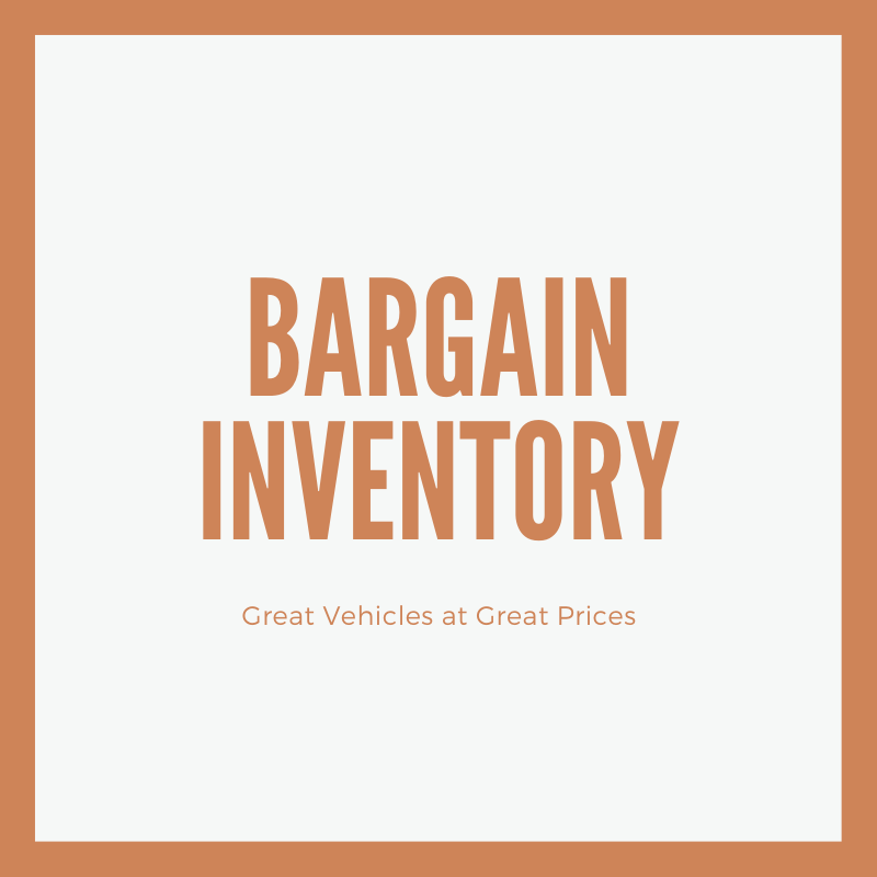 Save on your next vehicle when you shop our Bargain Inventory! Start the search for your next vehicle here: https://t.co/rHRfYPXtal https://t.co/fWuQR4BrMq