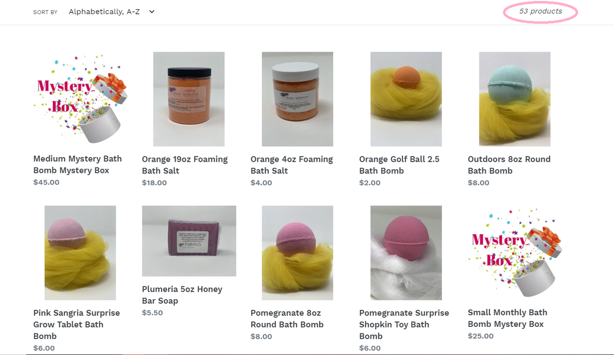 Currently got 53 products listed on my website and ready to go. Order today and have your order shipped this afternoon.   Tons of scents to check out. Great as gifts or just to treat yourself. Bar soap and very few whipped soaps available.   Free shipping on orders $50 or more. pic.twitter.com/joo9lO3peb