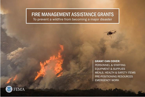 FEMA approves Fire Management Assistance Grant for #VeyoWestFire in Washington County, UT to support firefighting efforts. https://t.co/zRhe8HIFwe