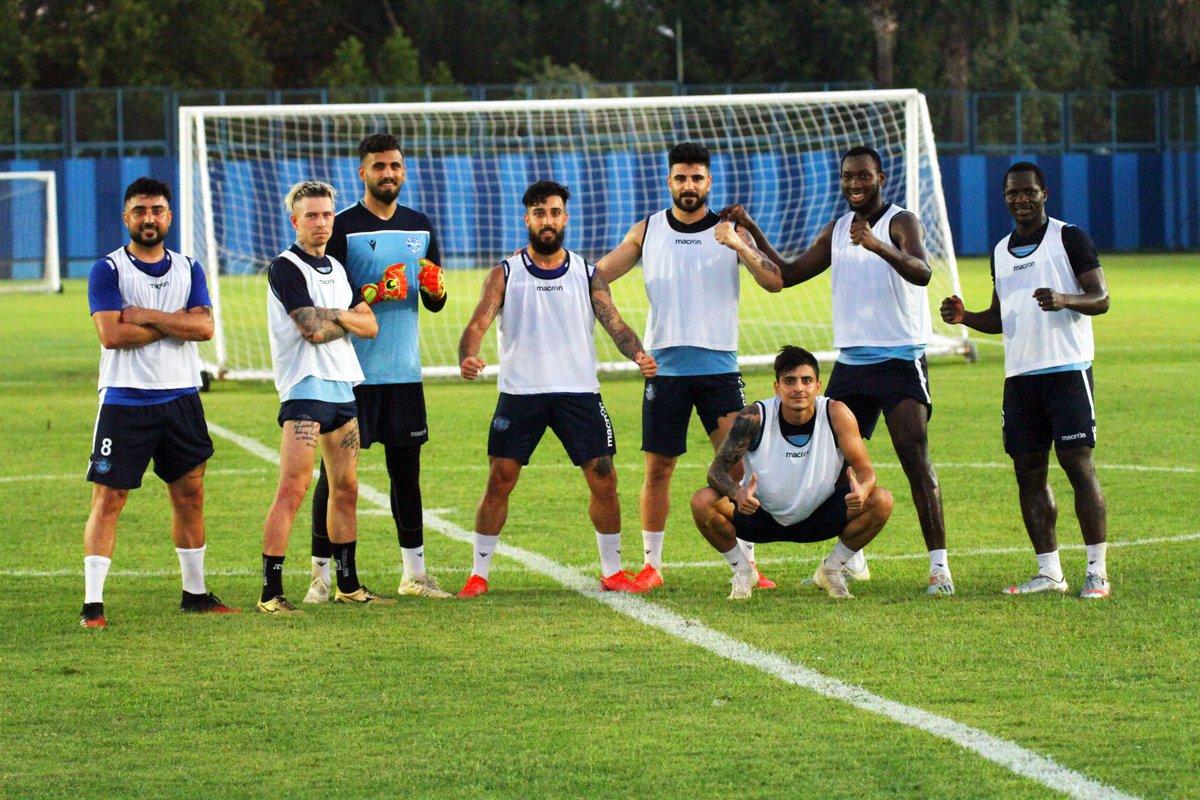 Takımımız Cumartesi günü karşılaşacağı İstanbulspor A.Ş maçının hazırlıklarına akşam yaptığı antrenman ile başladı. https://t.co/VbbSvMFBTv