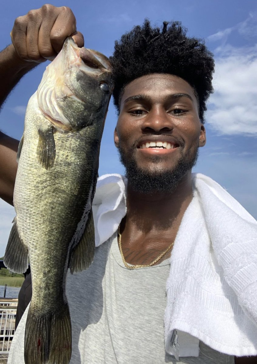 jonathan's catch of the day 😃🐟 @JJudahIsaac