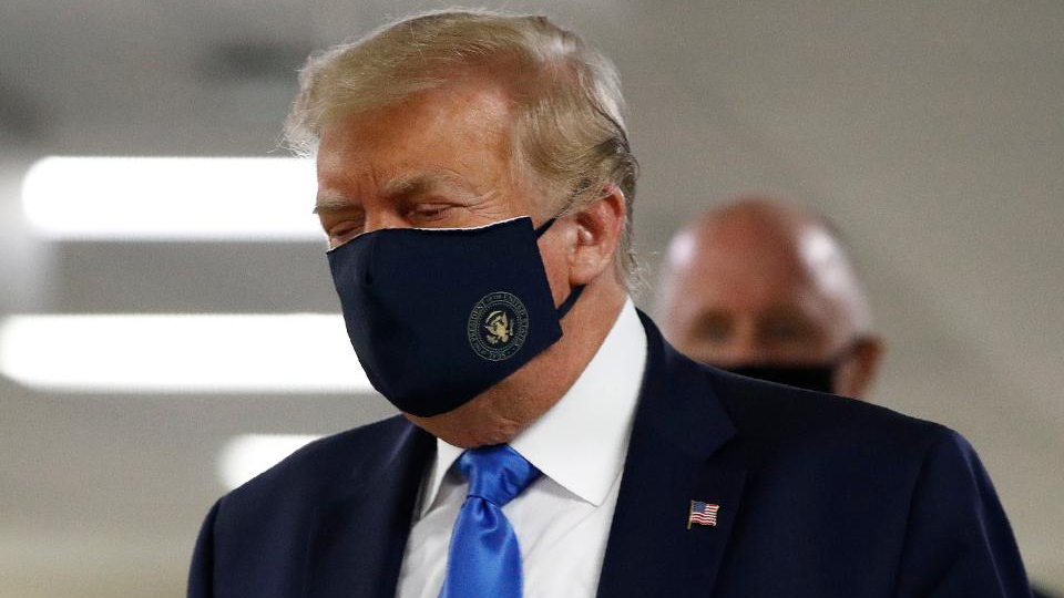 A new poll found that more Republicans are wearing masks on.forbes.com/6014GVADM