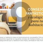 Image for the Tweet beginning: Consejos ecológicos para la limpieza