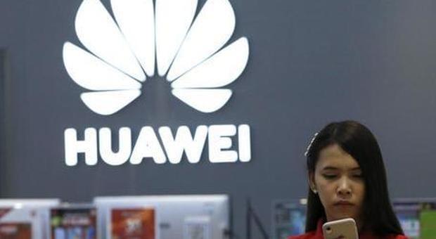 #Huawei