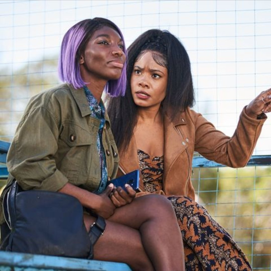 #IMayDestroyYou was an incredible piece of storytelling.  Exploring so many areas of power and expolitation.  @MichaelaCoel I am in awe.  The absolute power of female writers when they have control  pic.twitter.com/IdZuxIy85v