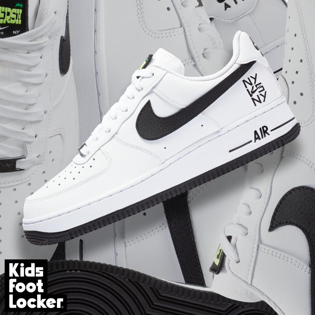 Nike Air Force 1 'NY vs. NY' drops