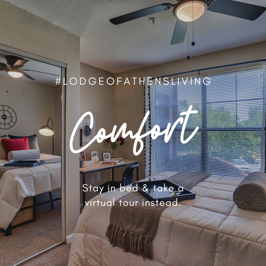 Remember we are still offering virtual tours as well as in-person tours! Stay home and virtually view our amazing apartments or come check them out for yourself! Call us today to set one up!😁 * * * #uga #godawgs #georgia #georgiafootball #collegefootball #ugafootball https://t.co/FSQEmAJSGs