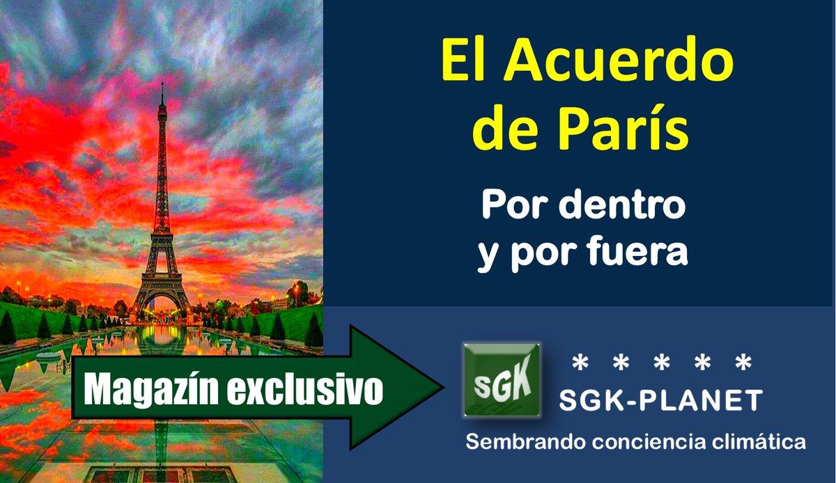 El #AcuerdoDeParís un ambicioso convenio para luchar contra el #CambioClimático negociado en la #COP21 Paris 2015. sgerendask.com/magazin-todo-s… … SGK-PLANET #CambioClimatico #EmergenciaClimática #MedioAmbiente #Sostenibilidad #CalentamientoGlobal #Amazon #COP25 #CrisisClimática