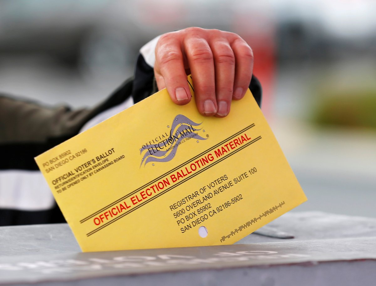 Over 100,000 mail ballots in Californias primary were rejected — about 25% for signature mismatches: ▪️This most often impacts people w/ disabilities, trans people and non-native English speakers, says @ACLU ▪️Black, Latinx ballots 3X more likely to be rejected, studies show