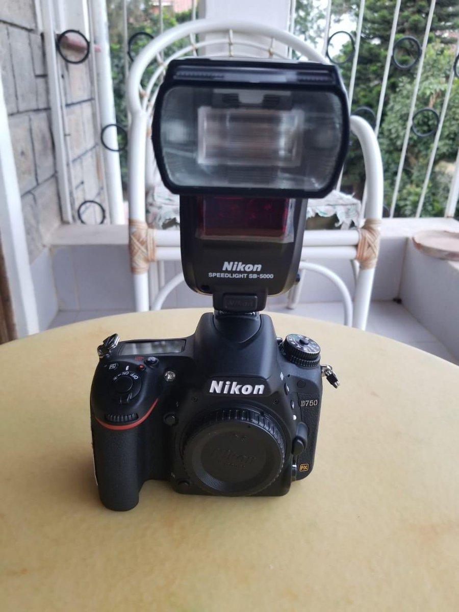 Brand new Nikon D750 Body only-120k Speedlite-42k <br>http://pic.twitter.com/EK7CBnTi2K