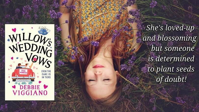 Happiness blooms from within #mondaythoughts    Willow is wearing a sparkling engagement ring... and someone is hideously jealous!  An absolutely unputdownable #MondayMotivation #romantic #comedy with a twist!  £1.99 https://tinyurl.com/ybofrzakpic.twitter.com/PMNnoixx1H