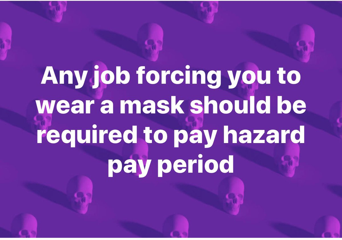 #HazardPay https://t.co/UQnqfmCmmU