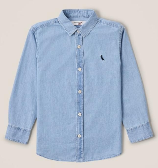 Camisas que vestem super bem!Elegante em criança é a camisa da #reservamini.  Consulte  tamanhos e cores disponíveis (Link direto do whatsapp no perfil da nossa loja.) #maedemenino #mundoazul  #maesdecontagem #roupainfantil #roupainfantilcontagem #roupainfantilbh #reservaminipic.twitter.com/lri879SN0x