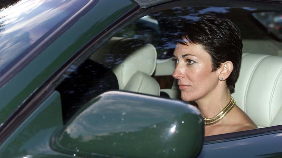 A New York judge rejected Ghislaine Maxwell's request for house arrest on a $5 million bond on.forbes.com/6013GVAZv