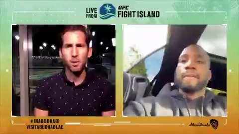 Contender @Leon_EdwardsMMA has his sights set on @GamebredFighter or that title! Watch the full LIVE show live from #UFCFightIsland ⤵️  📺 https://t.co/wbWuskN5Xv https://t.co/8FRhr652SW