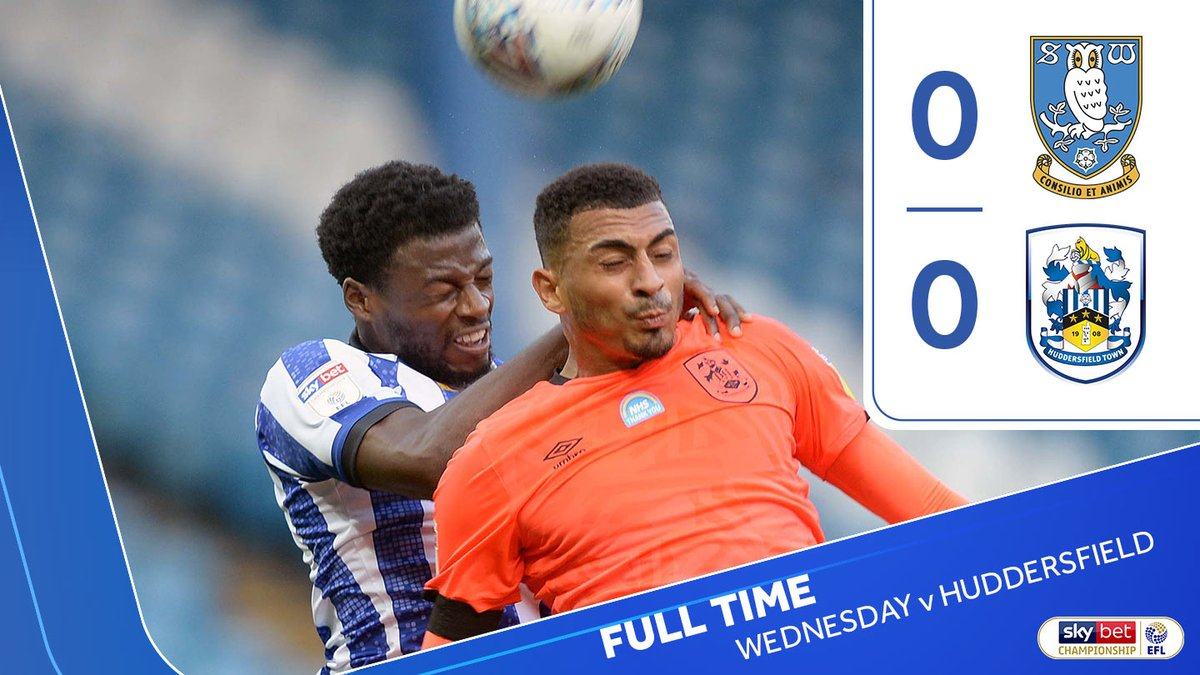 Full time at Hillsborough #swfcLIVE https://t.co/dDm72nMHVS