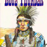 Image for the Tweet beginning: Blue Thunder by Therese Kraemer
