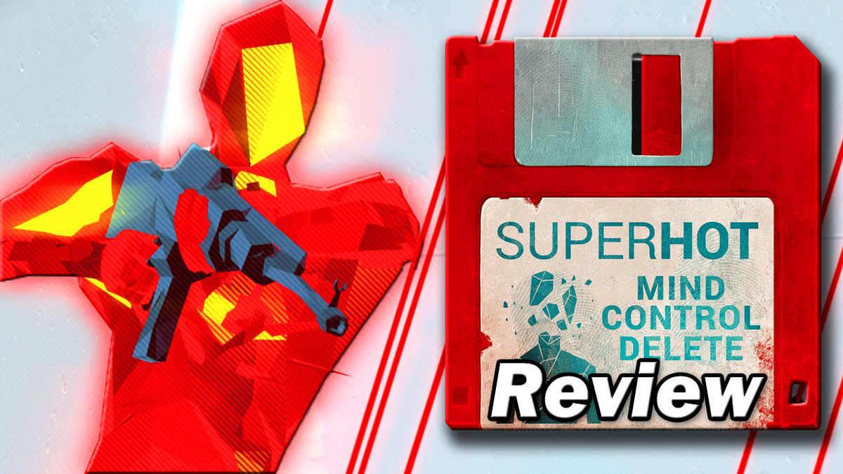SuperHot: Mind Control Delete isn't as lore intensive as I would have liked but it did give me what I asked for at the end of SuperHot, MORE #SUPERHOT. Combined with some new roguelike features, Mind Control Delete is a thrilling joy ride!  Review: https://www.youtube.com/watch?v=GRv6VLIdK6I …pic.twitter.com/1302LxcE9A