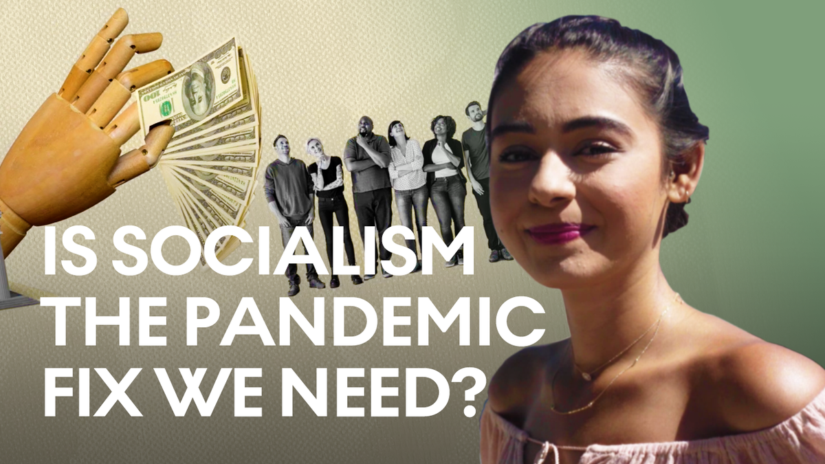 The coronavirus pandemic exposed massive cracks in our capitalist systems and put inequality in stark relief.  Could socialist policies be the solution the world needs? Our correspondent @nelufar explains: https://t.co/NeTyc3DW6j