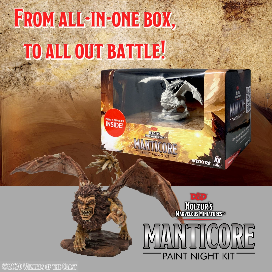 Hey mini painters! Curious about the Manticore Paint Night Kit and its availability? Great news! We have a map with participating locations ready to go. To see if your local game store is participating visit https://t.co/O4wUjovKmM  #MiniPainting #WKPaintNightEvent https://t.co/nduIcpJ34Z