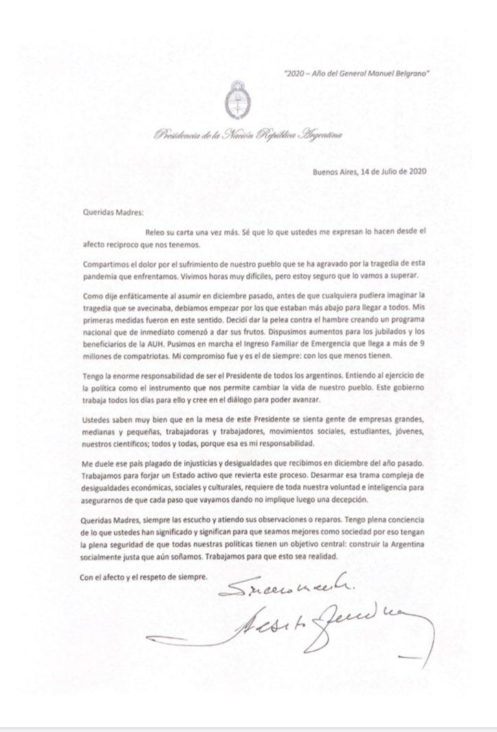 Desde mi afecto y compromiso de siempre. @PrensaMadres https://t.co/OnAt4n17B1