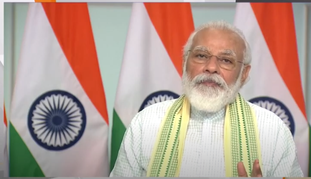 PM @narendramodi to virtually address  valedictory of high-level segment of United Nations Economic and Social Council, #ECOSOC on Friday.  ▪️ This will be #PMModi's 1st speech at UN after India reinstated it's place as non permanent member in Security Council earlier this year. https://t.co/OPjDcB007h